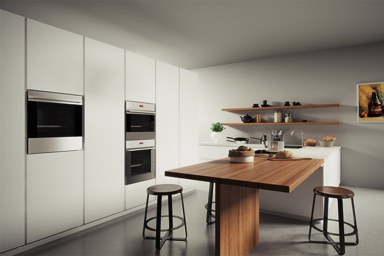 Kitchens inspired by Japanese Kitchen designs and recipes